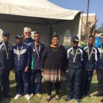 Jukskei SA School Sport Championship - Bronze medals Secondary schools Boys overall - Free State 2017